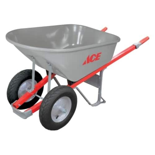 Ace Hardware: Ace Steel Wheelbarrow $79.99