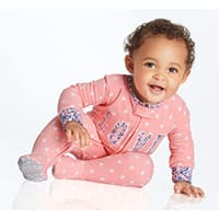 JCPenney: 50% Off Carter's Sleepwear, Including Holiday Styles