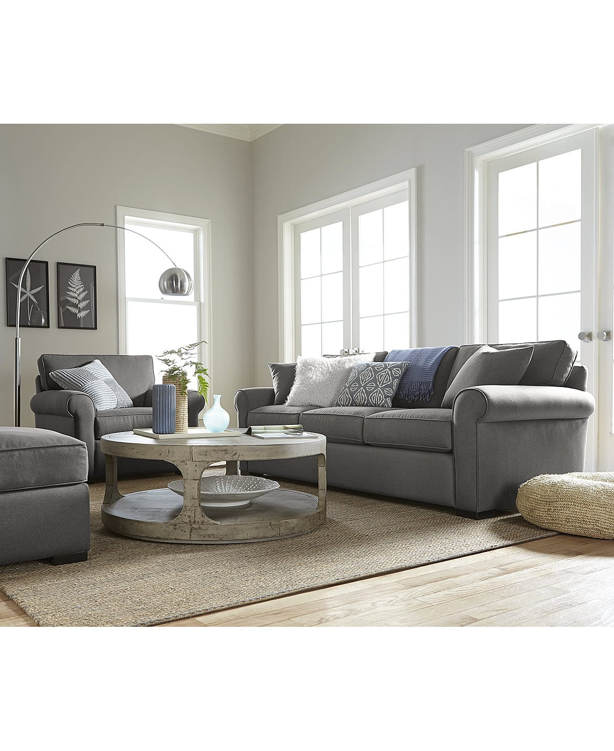 Macy's: Kenton Fabric Sofa, Now $599