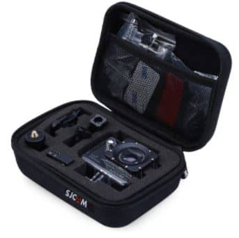 Gamiss: Original SJCAM Medium Size Accessory Protective Storage Bag $3.99