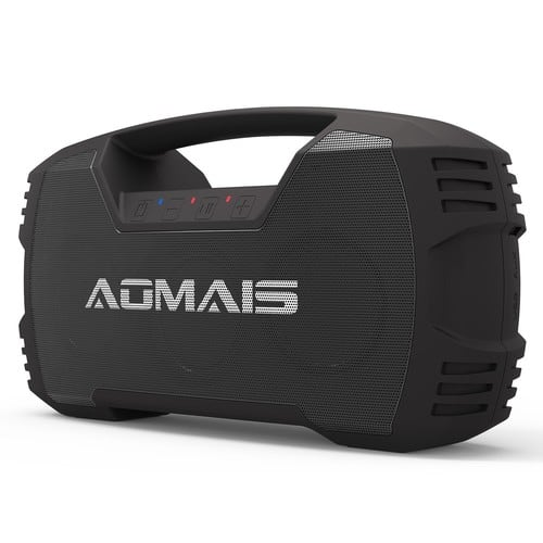 Aomais Go Bluetooth Waterproof Speakers $39.99 with IPX 7 30 Hour Playtime