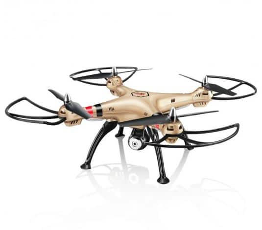 Costway: Syma X8HW 2.4G 4CH WIFI FPV Gyro RC Quadcopter $50