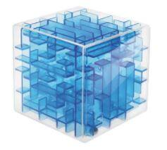 Gamiss: 3D Labyrith Puzzle Ball Cube Toy $3.99