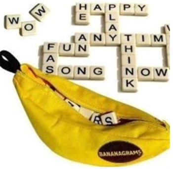 Gamiss: Bananagrams Game $5.99