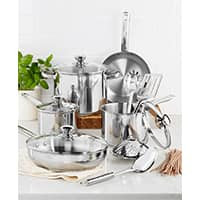 Macy's: $39.99 Tools of the Trade 13-pc Cookware Sets (plus 70% off Tools of the Trade Open Stock Cookware