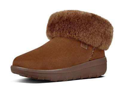 FitFlop: Mukluk Suede Boots $60 + Free Shipping & More