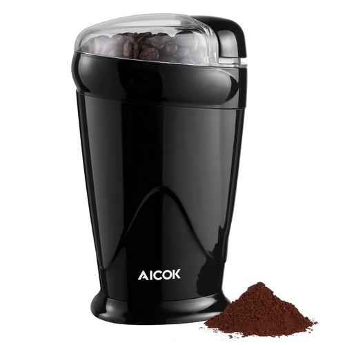 Amazon: 60g, 150W Electric Coffee Grinder $9.99