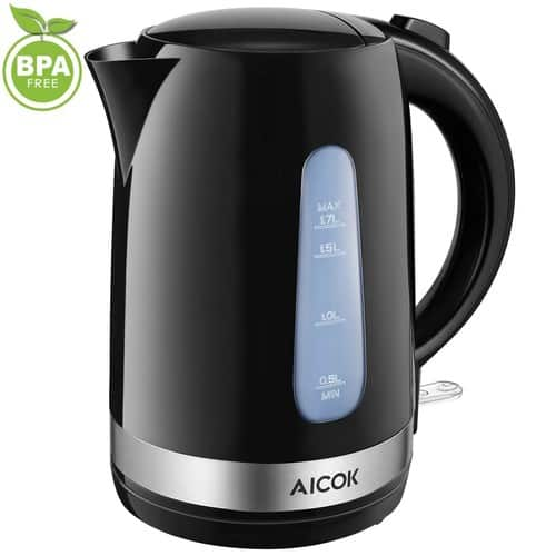 Aicok Kitchen Appliances: Electric Kettle, Chef Knife, Food Processor  Starting At $6.90 $6.91