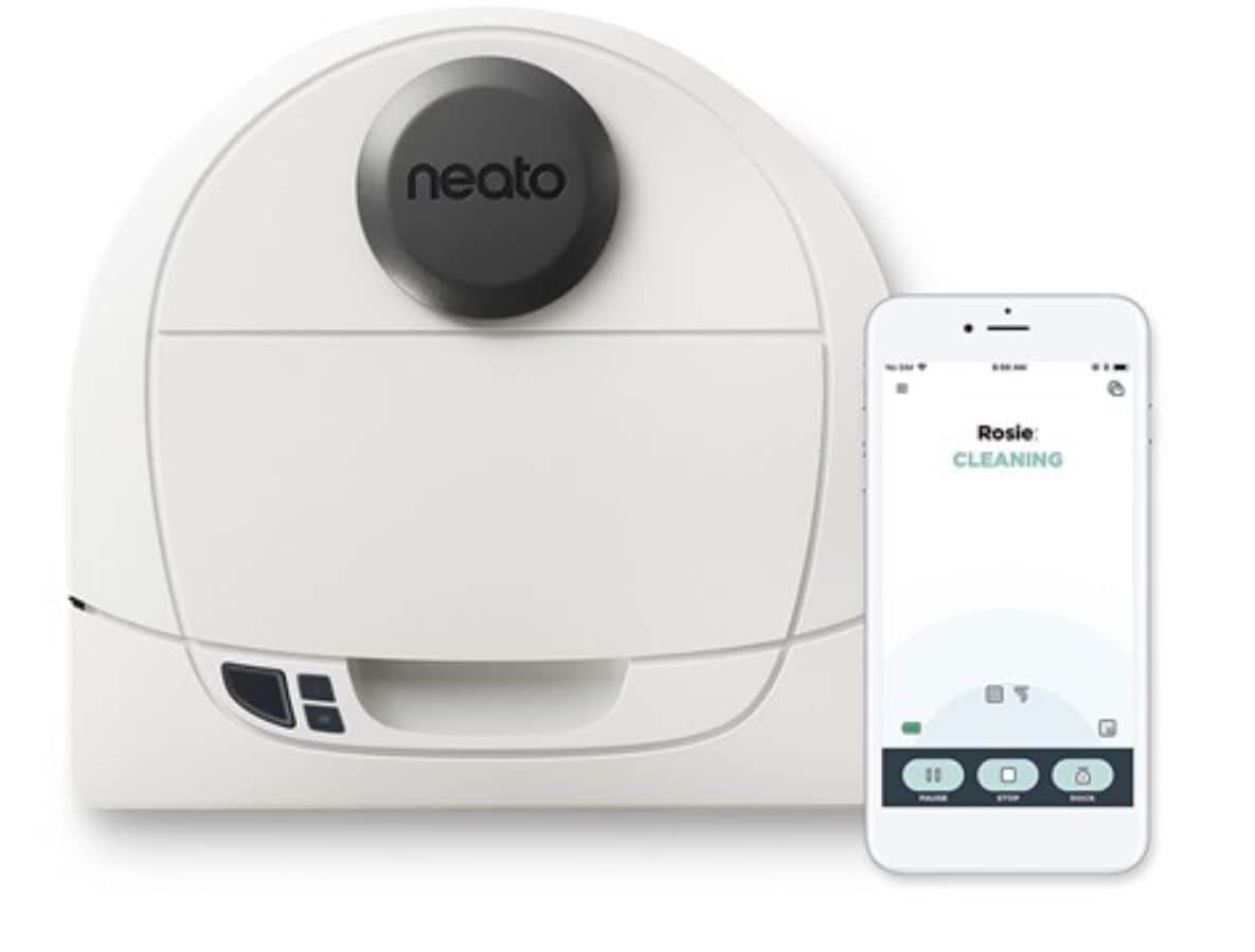 Woot! Daily Deal: Neato Robotics Botvac D3 Connected Laser Guided Robotic Vacuum + FS w/ Prime $229