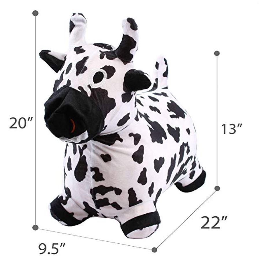 Amazon: Chromo Bouncy Hopping Toy, Ride On Animal Hopper $19.95 + FS