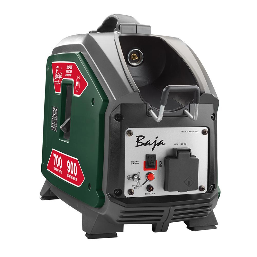 900-Watt Propane Powered Inverter Generator at Home Depot online. $229 + free ship. Expires 1/5/20