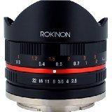 Rokinon FE14M-C 14mm F2.8 Ultra Wide Lens for Canon (Black) - Fixed $  249.99 @Amazon + Free Shipping