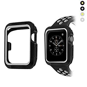 the best attitude edccf 49caf OULUOQI Apple Watch Case 42mm for $8.19 or B1G1 @Amazon + FSSS ...