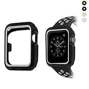 OULUOQI Apple Watch Case 42mm for $8.19 or B1G1 @Amazon + FSSS