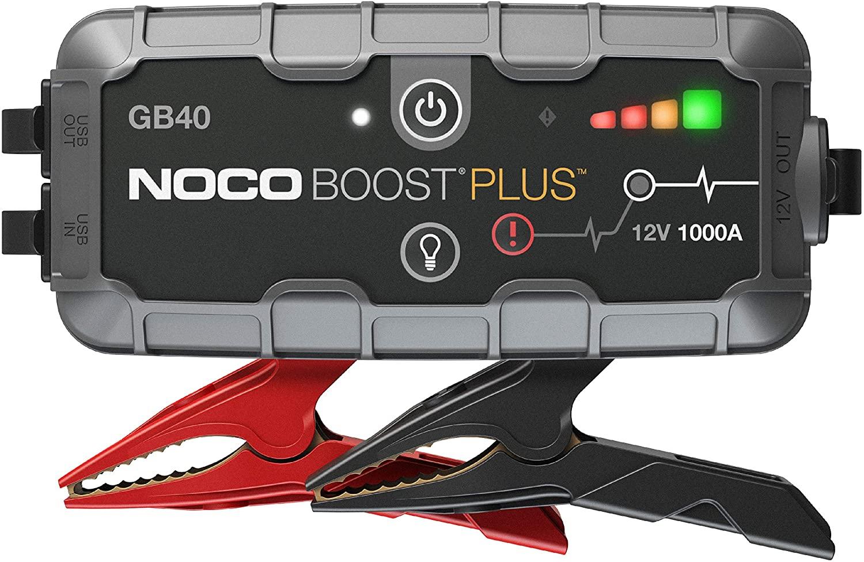 Prime Members: NOCO Genius Boost Plus GB40 1000A 12V Lithium Jump Starter @Amazon