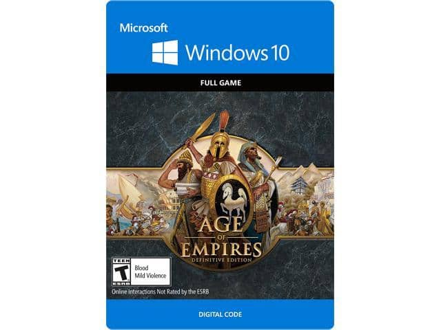how to get aoe 2 multiplayer lan windows 10