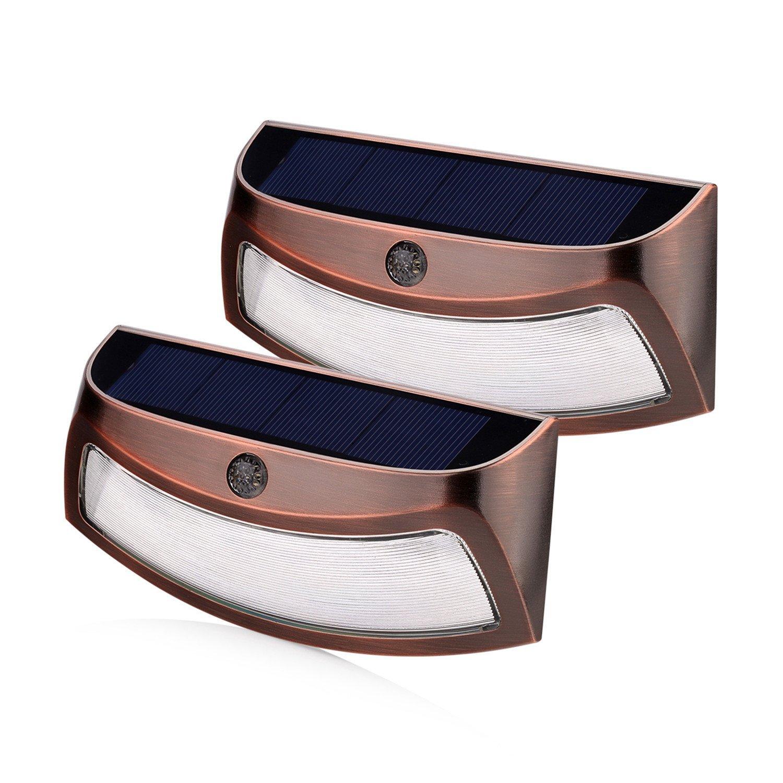 Outdoor Solar Lights Waterproof - $15.74 w/ code 34BGZZHP $15.72