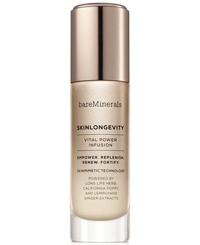 bareMinerals Skinlongevity Vital Power Infusion Serum $29 & Elizabeth Arden Red Door Red lipstick $12.50 + Free S/H