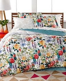 Reversible 8-Piece Queen Bedding Ensemble $29.99 + Free S/H