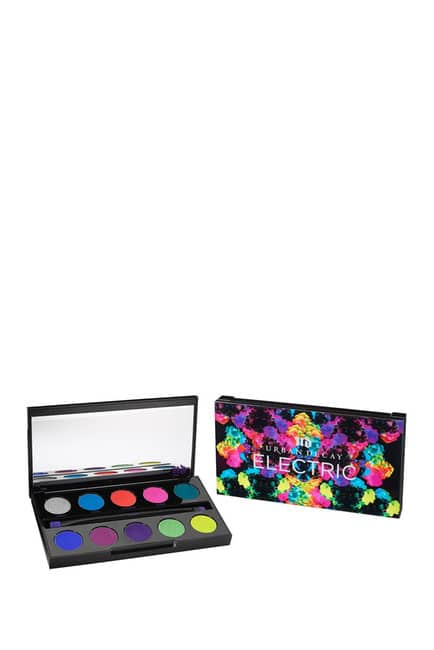 Urban Decay Full Spectrum Eye Palette $34, Smashbox Double Exposure Palette $29 & UD Electric Pressed Pigment Palette $24