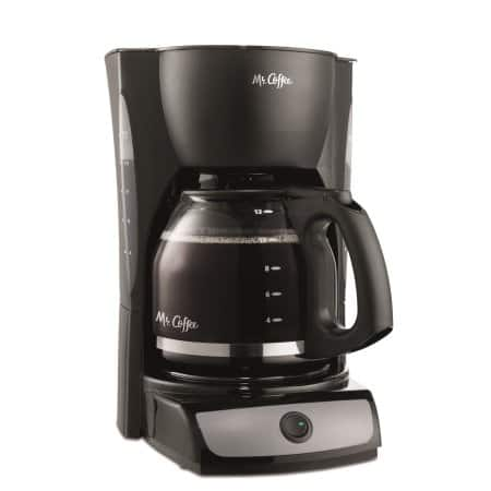 Mr. Coffee 12-Cup Switch Coffee Maker $11.20 + Free Store Pickup