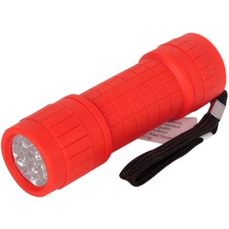 Ozark Trail 9-LED Mini Flashlight $1 + Free Store Pickup