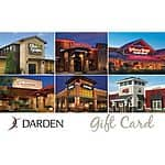 Staples: Save $10 on $50 Darden gift card
