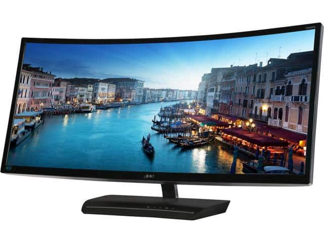 "AOC 35"" ultrawide curved 2560x1080 160Hz VA gaming monitor $399.99"