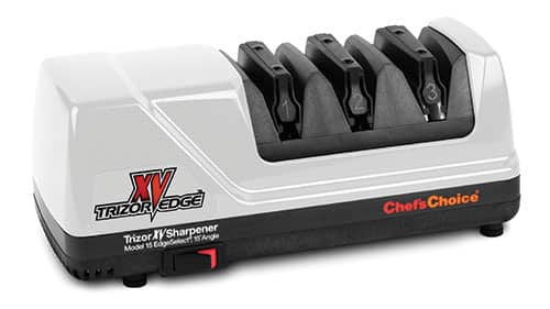 Chef's Choice 15 XV Trizor Electric Knife Sharpener $103.96 New @ Cutlery & More - Free Shipping / No Tax some states