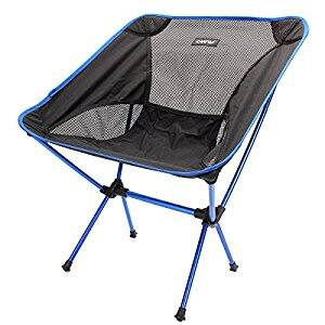 CAMTOA Portable Ultralight Heavy Duty Folding Chair For Outdoor Picnic,Hiking.. $29.9