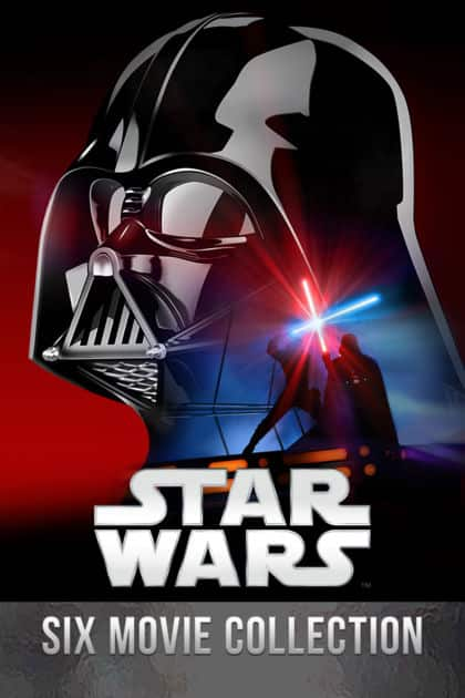 iTunes Star Wars Six Movie Collection (Digital) $80 and 4k X-Men Movies $9.99