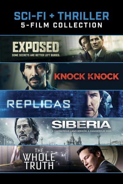 ITunes Movie Bundles (5 Movies) $14.99