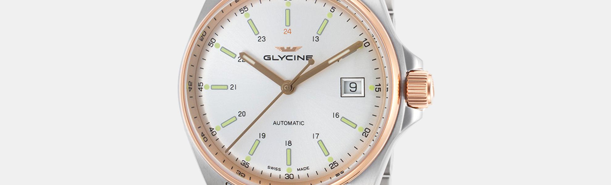Glycine Combat 6 36mm Automatic Watch-$280 at Massdrop