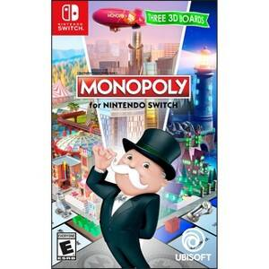 50% off Monopoly for Nintendo Switch
