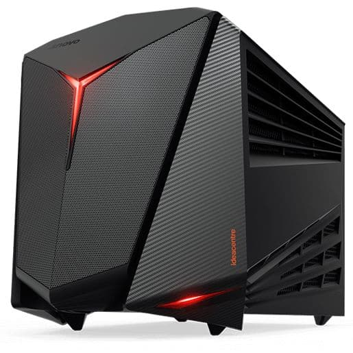 Lenovo IdeaCentre Y710 Cube Gaming Desktop PC i7-6700 GTX1080 8GB GDDR5 16GB DDR4 256GB SSD + 2TB HDD $926.99 FS