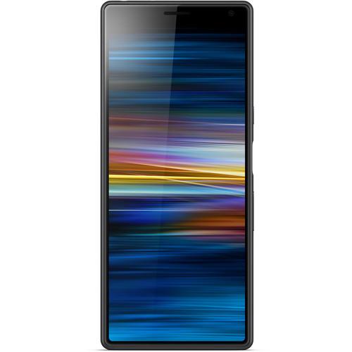 Sony Xperia 10 I3123 64GB Smartphone (Unlocked, Black) $199