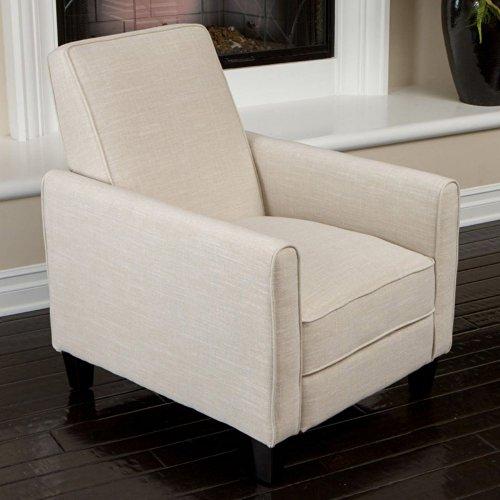 Best Selling Davis Fabric Recliner Club Chair $145 @Amazon +FS