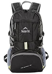 Venture Pal Lightweight Travel Hiking Backpack $15.74 @Amazon + Free Shipping w/ prime