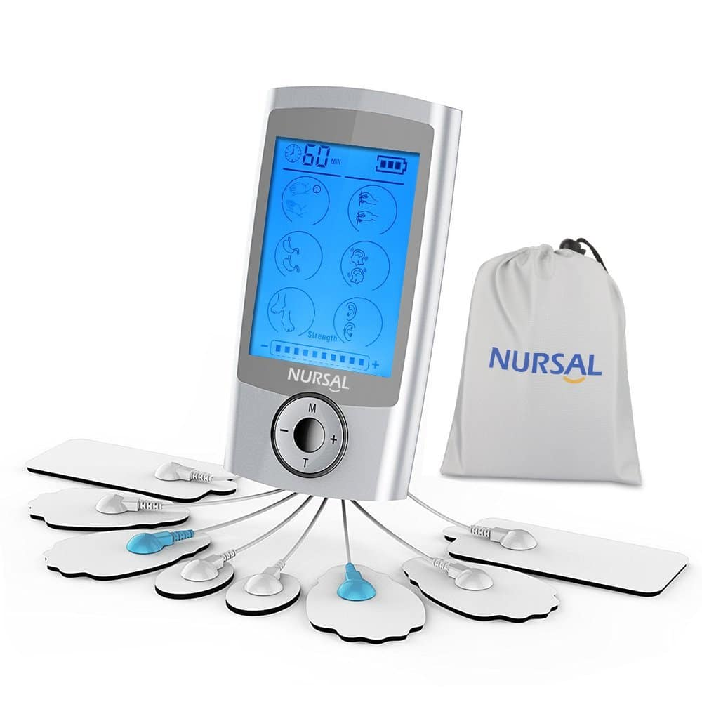 NURSAL S7000 Tens Unit for $19.49 @Amazon + FS with prime