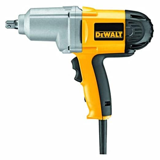 DEWALT 7.5-Amp 1/2-in Corded 120V Impact Wrench - Clearanced for $89.50 @ Lowes - YMMV