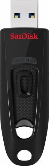 SanDisk Ultra 16GB USB 3.0 Flash Drive Black for $5.99 at bestbuy