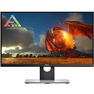Dell Gaming S2716DG 27.0''; Screen LED-Lit Monitor with G-SYNC $349