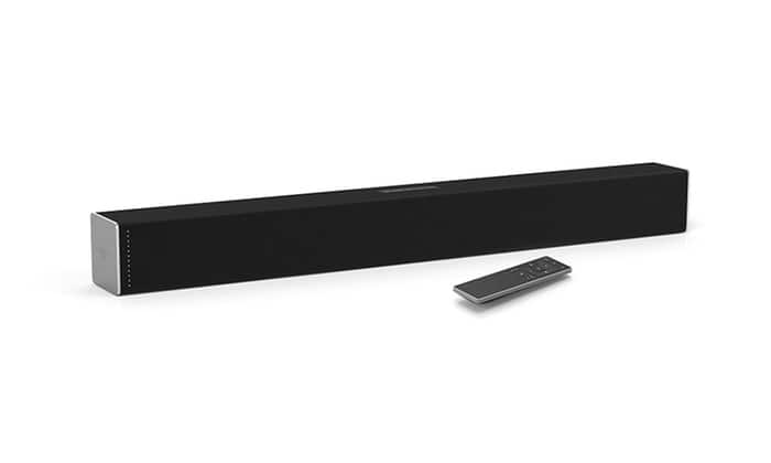 "Vizio 29"" 2.0 Bluetooth Sound Bar (Manufacturer Refurbished) - $49.99"