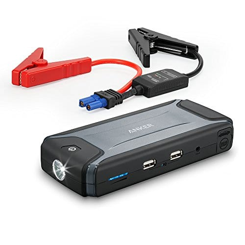[Ultra Compact] Anker Compact Car Jump Starter and Portable Charger Power Bank  - Amazon Deal of day $52.49