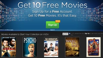 10 Free Movies from VUDU