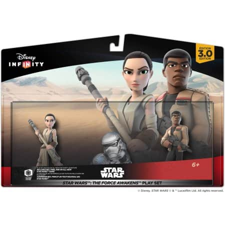 Disney Infinity 3.0 Star Wars The Force Awakens Playset (Universal) for $11.88