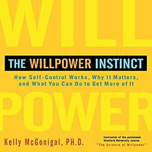 Audible Deal of the Day (10/5/17): The Willpower Instinct: How Self-Control Works, Why It Matters, and What You Can Do to Get More of It - Ends 10/05/2017 @ 11:59PM PT - $2.95