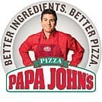 Papa John's Coupon: Large 1-Topping Pizza For $  8 (Applies To Multiple Pizzas)
