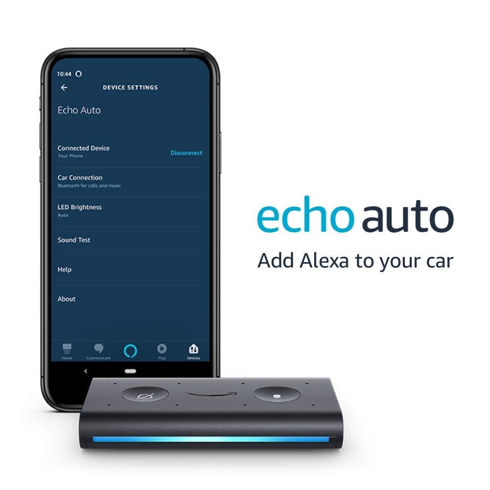 Amazon Echo Auto for $20 at Amazon