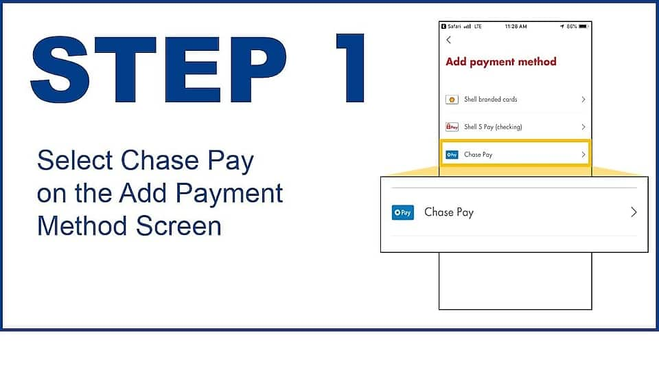 Add Chase pay to Fuel rewards app by 12/31/19 & save 30¢/gallon at Shell